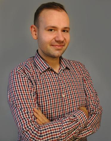 Piotr Łuniewski - lektor języka angielskiego online